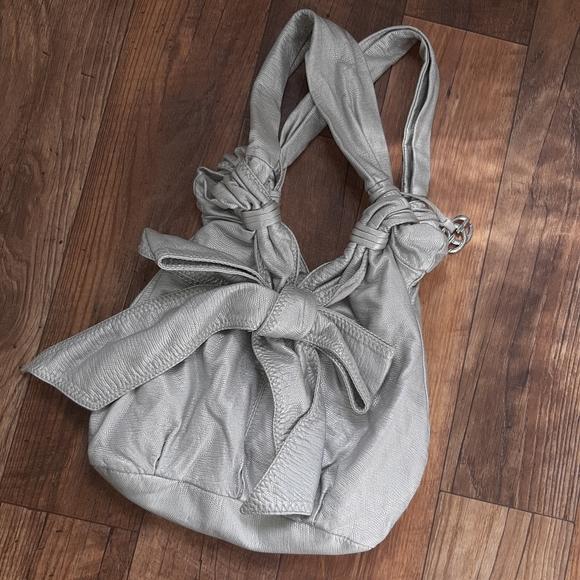 Marc Ecko Handbags - RED by MARC ECKÕ Shoulder Hobo Bag Silver